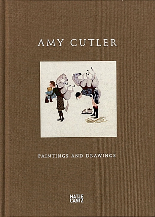 Amy Cutler: Paintings and Drawings. Amy CUTLER, Diane, DE GRAZIA, Lisa D., FREIMAN