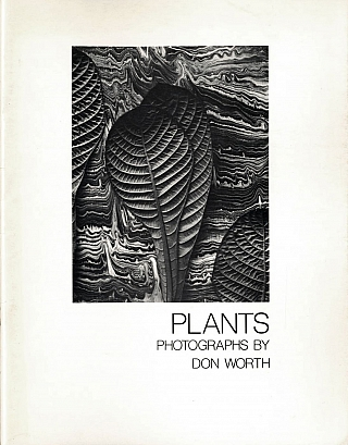 Untitled 13 (The Friends of Photography): Plants: Photographs by Don Worth. Don WORTH, David,...
