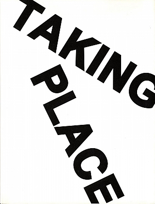 Taking Place: The Works of Michael Elmgreen and Ingar Dragset. Michael ELMGREEN, Dan, CAMERON,...