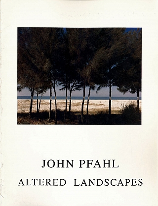 Untitled 26 (The Friends of Photography): John Pfahl: Altered Landscapes. John PFAHL, Peter C.,...