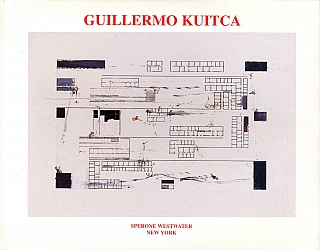 Guillermo Kuitca: Castle to Castle (from the Neufert Suite). Guillermo KUITCA