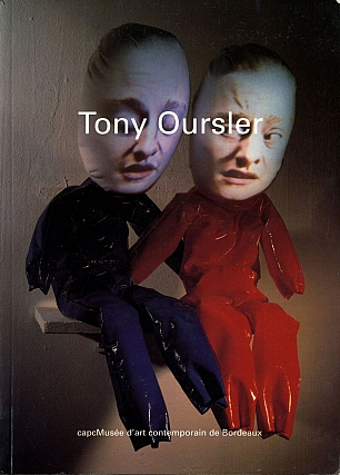 Tony Oursler (CapcMusée d'art Contemporain de Bordeaux). Tony OURSLER, Elizabeth, JANUS,...