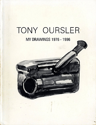 Tony Oursler: My Drawings 1976-1996. Tony OURSLER.