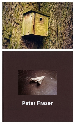"Peter Fraser (Nazraeli Press), Limited Edition (with Type-C Print, Plate 24 ""Birdhouse""). Peter FRASER, Gerry, BADGER."
