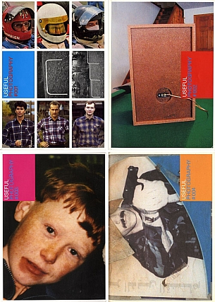 Useful Photography #001-#004 (Four Volume Set). Hans AARSMAN, Hans, VAN DER MEER, Erik, KESSELS,...