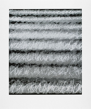 "Idris Khan: ""Over and Over and Over, 2013,"" Limited Edition Silkscreen Print [SIGNED]. Idris KHAN."