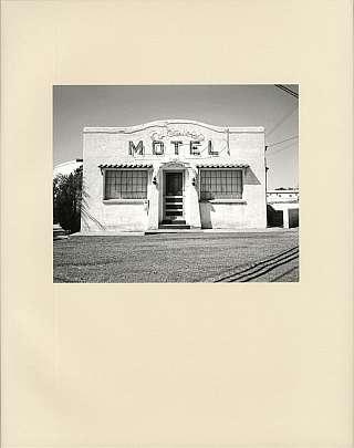 NZ Library #1: John Schott: Route 66, Limited Edition (NZ Library - Set One, Volume Six) [SIGNED]. John SCHOTT.