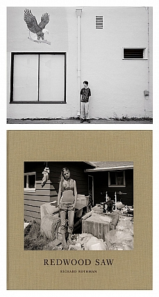 "Richard Rothman: Redwood Saw, Special Limited Edition (with ""Portrait"" Print Variant). Richard..."