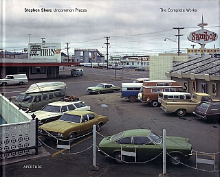 Stephen Shore: Uncommon Places, The Complete Works (First American Edition) [SIGNED]. Stephen SHORE, Lynne, TILLMAN, Stephan, SCHMIDT-WULFFEN.