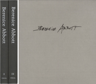 Berenice Abbott (Two Volume Set). Berenice ABBOTT, Hank, O'NEAL, Ron, KURTZ.