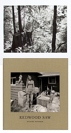 "Richard Rothman: Redwood Saw, Special Limited Edition (with ""Forest"" Print Variant). Richard..."