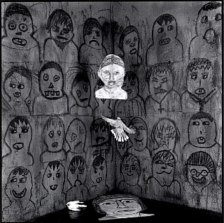 Roger Ballen: The Audience (One Picture Book #85), Limited Edition (with Print). Roger BALLEN