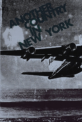 "Daido Moriyama: Another Country in New York, Limited Facsimile Edition (""Airplane"" Cover Variant) [SIGNED]. Daido MORIYAMA."