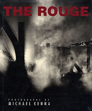 The Rouge: Photographs by Michael Kenna [SIGNED]. Michael KENNA, Lee R., KOLLINS, Ellen, SHARP.