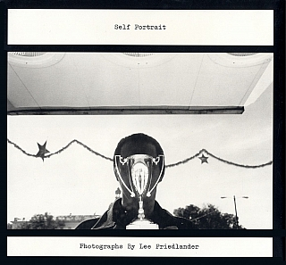 Self Portrait: Photographs by Lee Friedlander (Third Revised Hardcover Edition, MoMA, New York)...