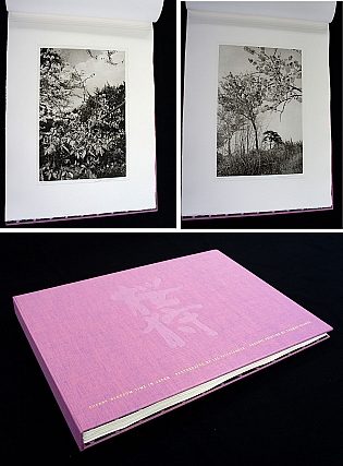 Lee Friedlander: Cherry Blossom Time in Japan (Special Limited Edition Book of 25 Photogravure...