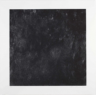 "Idris Khan: ""Death of Painting, 2014,"" Limited Edition Lithographic Print. Idris KHAN"