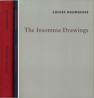 Louise Bourgeois: The Insomnia Drawings 1994-1995. Louise BOURGEOIS, Elisabeth, BRONFEN, Marie-Laure, BERNADAC.