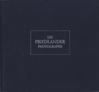 Lee Friedlander: Photographs (Haywire Press) [SIGNED]. Lee FRIEDLANDER