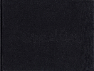 Robert Heinecken (The Friends of Photography, 1980), Limited Edition [SIGNED]. Robert HEINECKEN,...