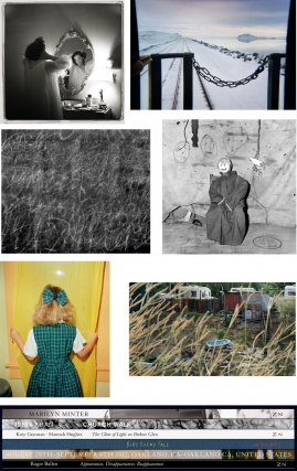 Nazraeli Press Six by Six (6 x 6) Subscription Series: Set 6 (of 6), Limited Edition (with 6...