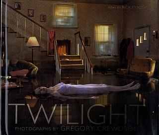 Twilight: Photographs by Gregory Crewdson [SIGNED by Crewdson and Moody]. Gregory CREWDSON, Rick, MOODY.