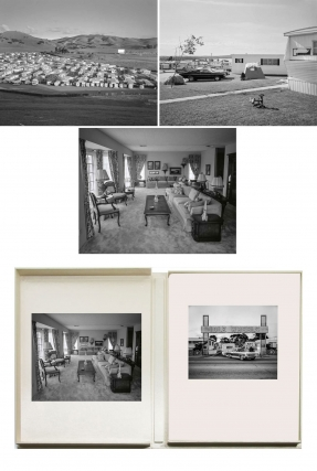 NZ Library #2: John Schott: Mobile Homes 1975-1976, Deluxe Limited Edition (with Suite of 3...