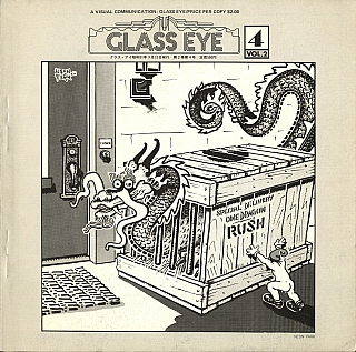 Glass Eye Vol. 2 No. 4. John DIVOLA, NEON PARK, Max, LENT, Carl, CHENG, Eilert Ric, CLARK,...
