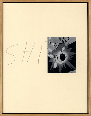 John Gossage: HF (Hey Fuckface), Limited Edition (with 18 Gelatin Silver Prints). John GOSSAGE,...
