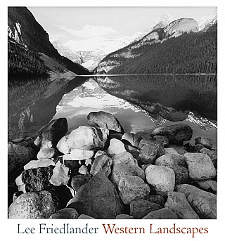 Lee Friedlander: Western Landscapes [SIGNED]. Lee FRIEDLANDER, Jock, REYNOLDS, Richard, BENSON.