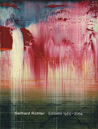 Gerhard Richter: Editions 1965-2004, Catalogue Raisonné. Gerhard RICHTER, Catharina, MANCHANDA,...