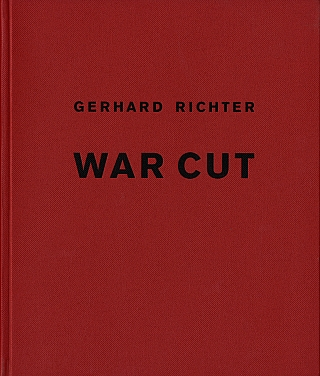 Gerhard Richter: War Cut, Limited Edition. Gerhard RICHTER.