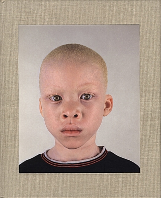 Pieter Hugo: Looking Aside: South African Studio Portraits 2003-2006 (First Edition) [SIGNED]. Pieter HUGO, Antjie, KROG.