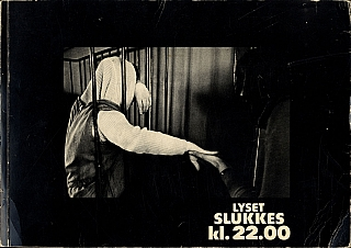 Morten Bo: Lyset Slukkes kl. 22.00 (Lights Out at 10:00 pm). Morten BO.