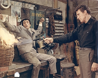 Film Still (Print): Marcel Dolé, from Action Man (Le Soleil des Voyous) (1967), starring Robert...