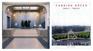 Candida Höfer: Zwölf - Twelve: Rodin/Calais, Limited Edition (with Type-C Print). Candida HÖFER, Pascal, BEAUSSE, Annette, HAUDIQUET.