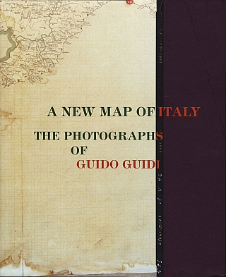 A New Map of Italy: The Photographs of Guido Guidi [SIGNED]. Guido GUIDI, Marlene, KLEIN, Gerry, BADGER.