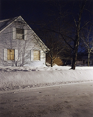 "Todd Hido: Taft Street (One Picture Book #6), Limited Edition (with ""Winter"" Print). Todd HIDO."