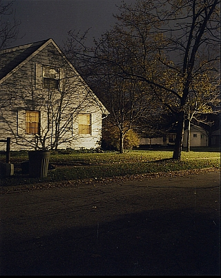 "Todd Hido: Taft Street (One Picture Book #6), Limited Edition (with ""Fall"" Print). Todd HIDO."