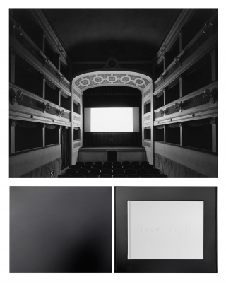 PREORDER: Hiroshi Sugimoto: Snow White, Collector's Limited Edition (with Print). Hiroshi SUGIMOTO, Kerry, BROUGHER.