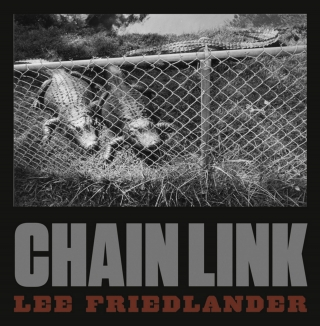 PREORDER: Lee Friedlander: Chain Link [SIGNED]. Lee FRIEDLANDER.