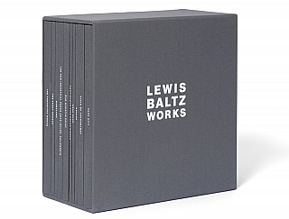 Lewis Baltz: Works, Limited Edition (Ten Volume Set) [SIGNED]. Lewis BALTZ, Antonello, FRONGIA,...