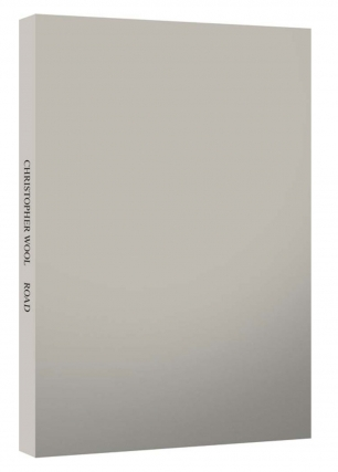 Christopher Wool: Road, Limited Edition [SIGNED]. Christopher WOOL