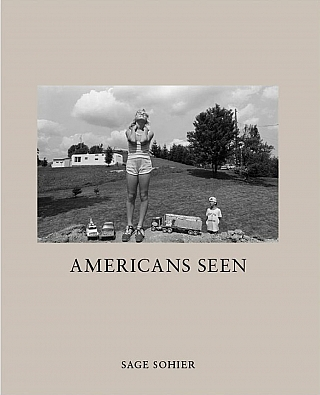 NZ Library #3: Sage Sohier: Americans Seen, Limited Edition (NZ Library - Set Three) [SIGNED]....