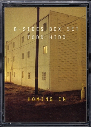 Todd Hido: Homing In -- B-Sides Box Set, Limited Edition [SIGNED]. Todd HIDO.