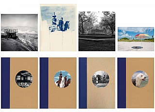 Nazraeli Press One Picture Book Two Series, Set 1: #1-4, Limited Edition(s) (with 4 Prints):...