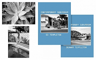Ed Templeton: Contemporary Suburbium, Special Limited Edition (with 2 Prints). Ed TEMPLETON,...