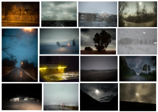 Todd Hido: Bright Black World, Deluxe Limited Edition Suite (with 15 Archival Pigment Prints)...