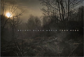 Todd Hido: Bright Black World (First Printing) [SIGNED]. Todd HIDO, Alexander, NEMEROV