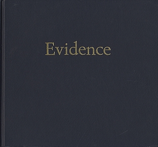 Mike Mandel & Larry Sultan: Evidence (First Edition). Mike MANDEL, Larry, SULTAN